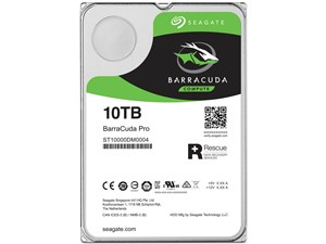 SEAGATE製HDD ST10000DM0004 10TB SATA600 7200