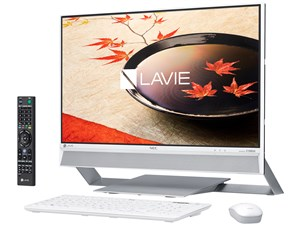 LAVIE Desk All-in-one DA770/FAW PC-DA770FAW [ファインホワイト]