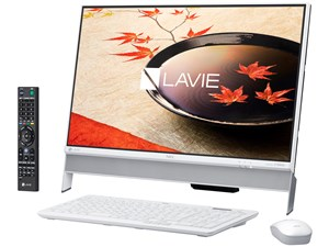 LAVIE Desk All-in-one DA370/FAW PC-DA370FAW [ファインホワイト]