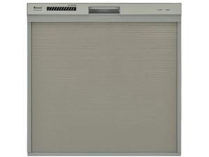 リンナイ 食器洗い乾燥機 RSW-404A-SV シルバー 食器乾燥機 食洗機