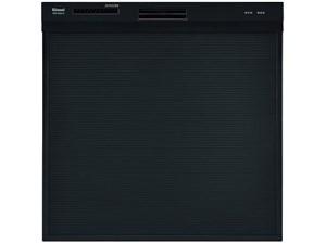 リンナイ 食器洗い乾燥機 RSW-404A-B ブラック 食器乾燥機 食洗機