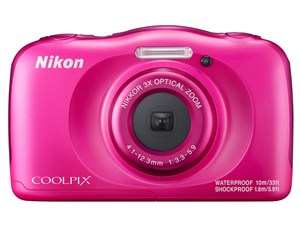COOLPIX W100 [ピンク]/ SDHC8GB付き