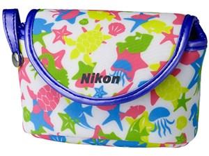 ニコンCOOLPIX W100用/ニコン カメラケースCS-NH58:hitmarket