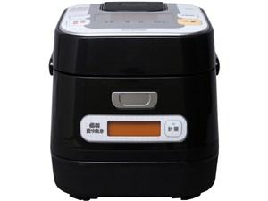■アイリスオーヤマ RC-IA30-B 炊飯器 IH 3合 銘柄量り炊き 米屋の旨・・・