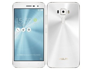 ZenFone 3 ZE520KL-WH32S3 SIMフリー [パールホワイト] (SIMフリー・・・