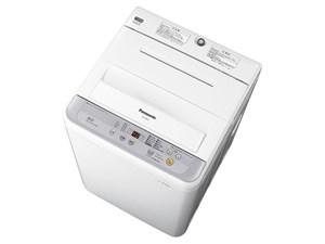 PANASONIC NA-F50B10 シルバー [全自動洗濯機 (洗濯5.0kg)]