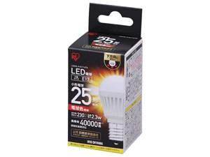 アイリスオーヤマ LDA3L-H-E17-2T3 [LED電球(E17口金・25W相当・230lmm・電球・・・
