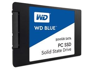 Western Digital製 2.5inch SSD WD Blue WDS500G1B0A