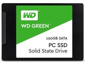 Western Digital製 内蔵SSD 120GB WD Green WDS120G1G0A