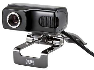 サンワサプライ WEBカメラ CMS-V40BK