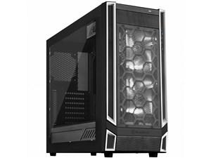 SILVERSTONE製 PCケース Redline CASE ATX SST-RL05BW-W