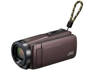 JVC GZ-F270-T ブラウン Everio [フルハイビジョンメモリービデオカメラ(32GB・・・