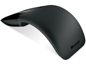 Microsoft Arc Touch mouse RVF-00062 ブラック