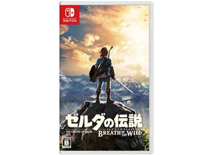ゼルダの伝説 ブレス オブ ザ ワイルド Nintendo Switch