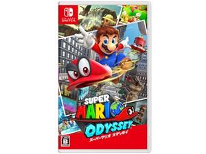 スーパーマリオ オデッセイ Nintendo Switch