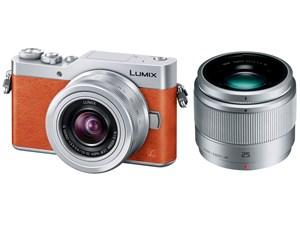 LUMIX DC-GF9W-D ダブルレンズキット [オレンジ] 商品画像1:JP-TRADE