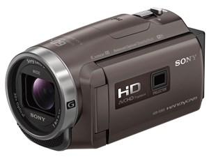 HDR-PJ680 (TI) [ブロンズブラウン]