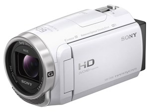 【ビデオカメラ】SONY HDR-CX680 (W) [ホワイト]