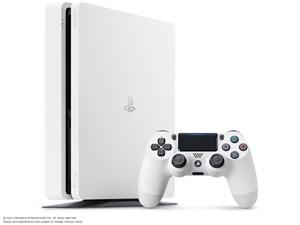 プレイステーション4 HDD 500GB グレイシャー・ホワイト CUH-2000AB0・・・