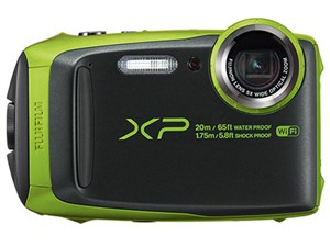 FinePix XP120 [ライム]