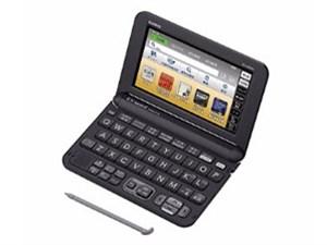 カシオ計算機 電子辞書 EX-word 生活・ビジネス ブラック XD-G8000BK