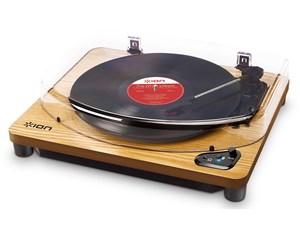 ION Audio レコードプレーヤー Air LP WD IA-TTS-021