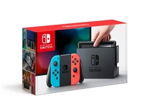 Nintendo Switch [ネオンブルー/ネオンレッド] ;;JAN 490237053571・・・