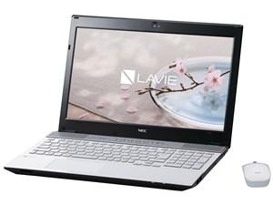 LAVIE Note Standard NS750/GAW PC-NS750GAW [クリスタルホワイト]
