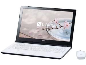 LAVIE Note Standard NS150/GAW PC-NS150GAW [エクストラホワイト]