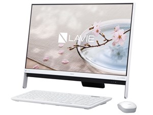 LAVIE Desk All-in-one DA350/GAW PC-DA350GAW