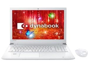 dynabook T55 T55/CW PT55CWP-BJA2 [リュクスホワイト]