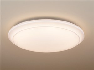 パナソニック Panasonic LEDシーリングライト 調光タイプ 電球色 12畳 HH-CB1・・・