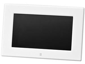 グリーンハウス デジタルフォトフレーム 7型 800×480Pixel ホワイト GH-DF7V・・・