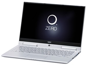 LAVIE Hybrid ZERO HZ750/GAS PC-HZ750GAS [ムーンシルバー]