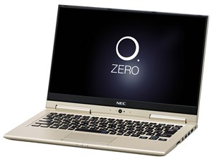 LAVIE Hybrid ZERO HZ750/GAG PC-HZ750GAG [プレシャスゴールド]