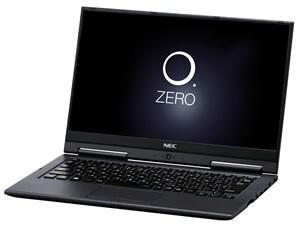 LAVIE Hybrid ZERO HZ550/GAB PC-HZ550GAB [メテオグレー]