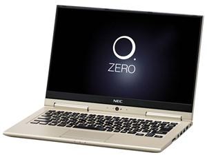 LAVIE Hybrid ZERO HZ550/GAG PC-HZ550GAG [プレシャスゴールド]