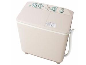AQUA【2槽式洗濯機】3.5k AQW-N351 【商品はお取寄せ商品となります(KK)】