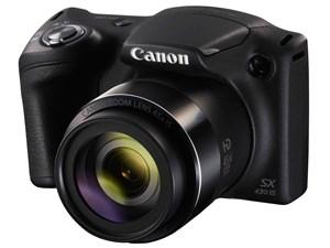 SDHC8GB付/Canon PowerShot SX430 IS【送料無料】/ 平日AMのご注文は翌日出・・・
