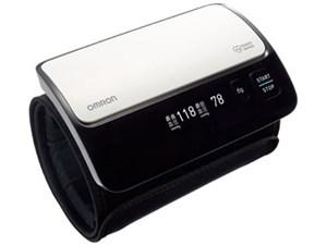 オムロン チューブレス上腕式血圧計 HEM-7600T-W