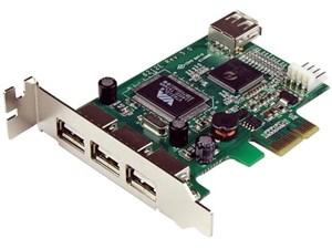 PEXUSB4DP [USB2.0]