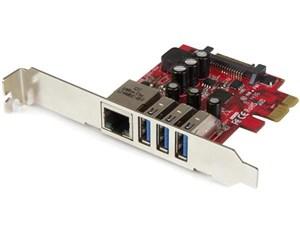PEXUSB3S3GE [USB3.0/LAN]