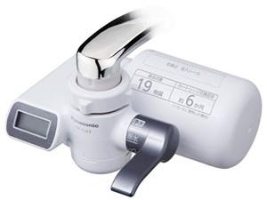 パナソニック【Panasonic】蛇口直結型 浄水器 TK-CJ23-H★【TKCJ23H】