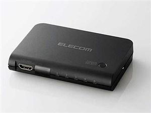 エレコム HDMI切替器 DH-SWP41BK