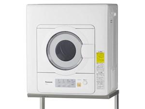 パナソニック【Panasonic】乾燥5.0kg 電気衣類乾燥機 NH-D503-W(ホワイト)★・・・