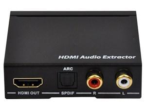 テック 4K対応HDMIオーディオD/Aコンバーター THDTOA-4K