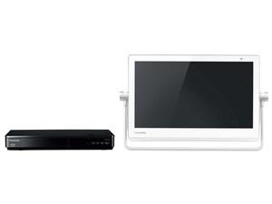 パナソニック【Panasonic】15V型BDプレーヤー・HDDレコーダー付テレビ UN-15T・・・