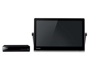 パナソニック Panasonic 10V型 HDDレコーダー付ポータブルテレビ ブラック UN・・・