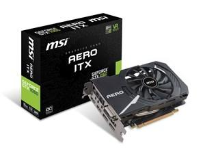 GTX 1060 AERO ITX 6G OC [PCIExp 6GB]