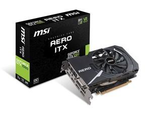 MSI GEFORCE GTX 1060 AERO ITX 3G OC [PCIExp 3GB]